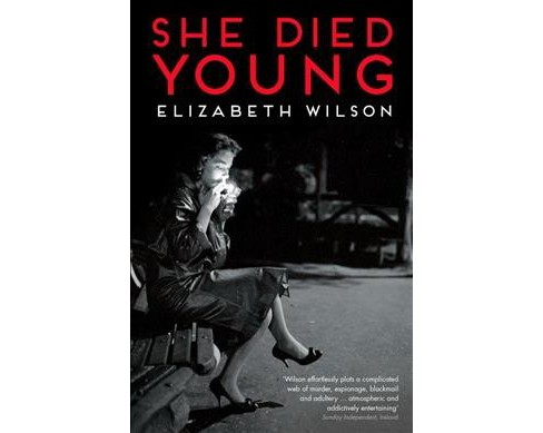 She Died Young (Paperback) (Elizabeth Wilson) - image 1 of 1