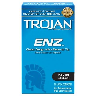 Condoms: Trojan ENZ