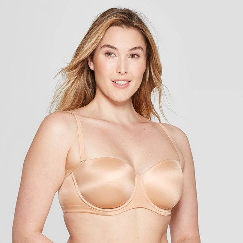 f7d8572db2 Women s Lightly Lined Strapless Bra Auden™   Target