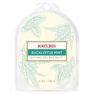 4oz Warmer Melts Eucalyptus Mint - Burt's Bees