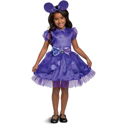 Mickey Mouse Clubhouse Minnie Potion Purple Classic Toddler Costume