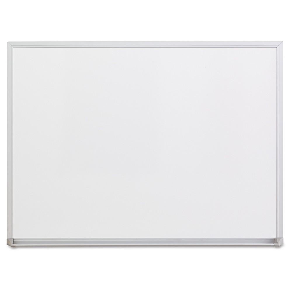 Universal Dry Erase Board, 48 x 36 - White