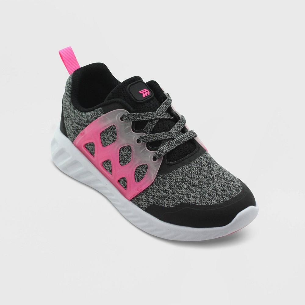 Kids 39 Flash Brace Sneakers All In Motion 8482 Black 2