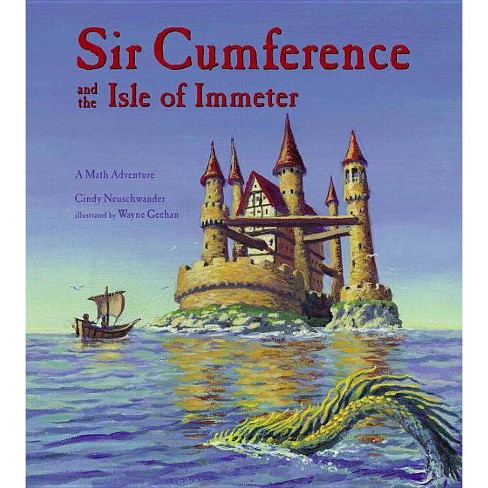 Sir Cumference and the Isle of Immeter - by  Cindy Neuschwander (Paperback) - image 1 of 1