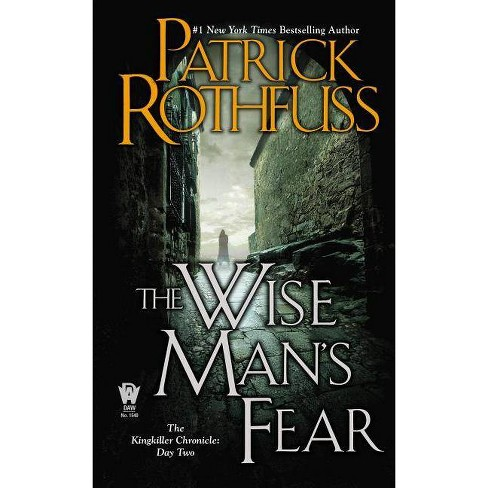 The Wise Man's Fear - (Kingkiller Chronicle) by  Patrick Rothfuss (Paperback) - image 1 of 1