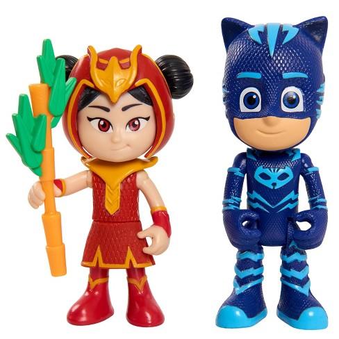 PJ Masks Figures - Catboy And AnYu - image 1 of 2