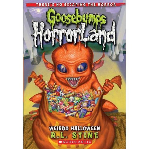 Weirdo Halloween (Goosebumps Horrorland #16) - (Goosebumps: Horrorland (Quality)) by  R L Stine - image 1 of 1