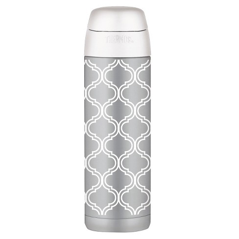 Thermos Water Bottle Stainless Steel Insulated 18 oz - Brooke - image 1 of 1