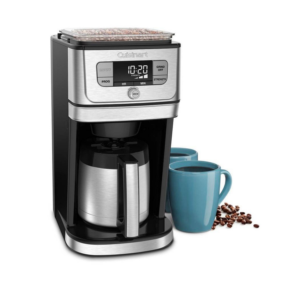 Cuisinart 10 Cup Thermal Coffee Maker - Silver