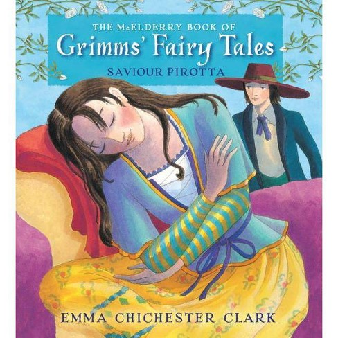 The McElderry Book of Grimms' Fairy Tales - (Hardcover) - image 1 of 1