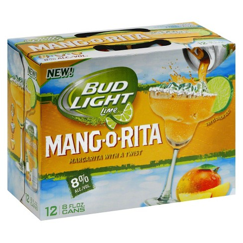 Bud Light® Mang-O-Rita - 12pk / 8oz Cans - image 1 of 1