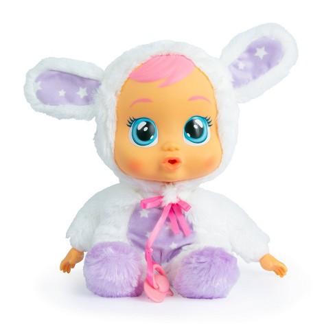 Cry Babies Goodnight Coney - Interactive Baby Doll - image 1 of 4