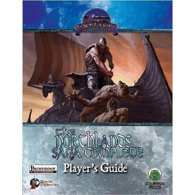 Northlands Saga Complete - Player's Guide (Unisystem) Softcover