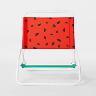 Sand Chair Watermelon Print - Sun Squad™