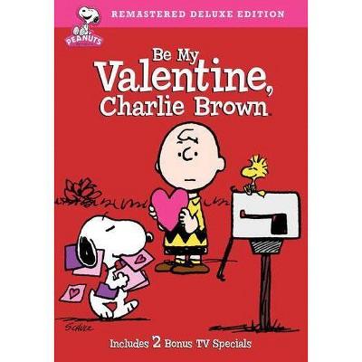 Peanuts: Be My Valentine, Charlie Brown (DVD)(2016)