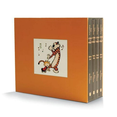 The Complete Calvin and Hobbes - by  Bill Watterson (Paperback) - image 1 of 1