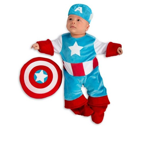 Marvel Captain America Infant Costume Target Free shipping on orders of $35+ and save 5% every day with your target redcard. princess paradise marvel captain america infant costume 3 6m