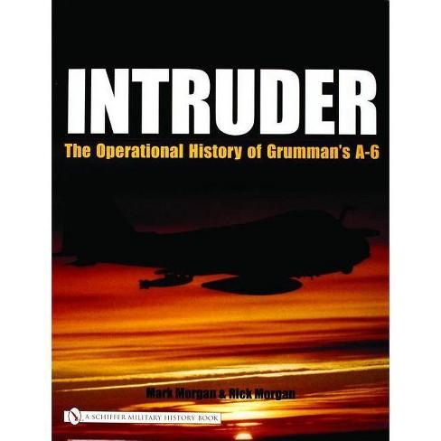 Intruder: - by  Mark Morgan (Hardcover) - image 1 of 1