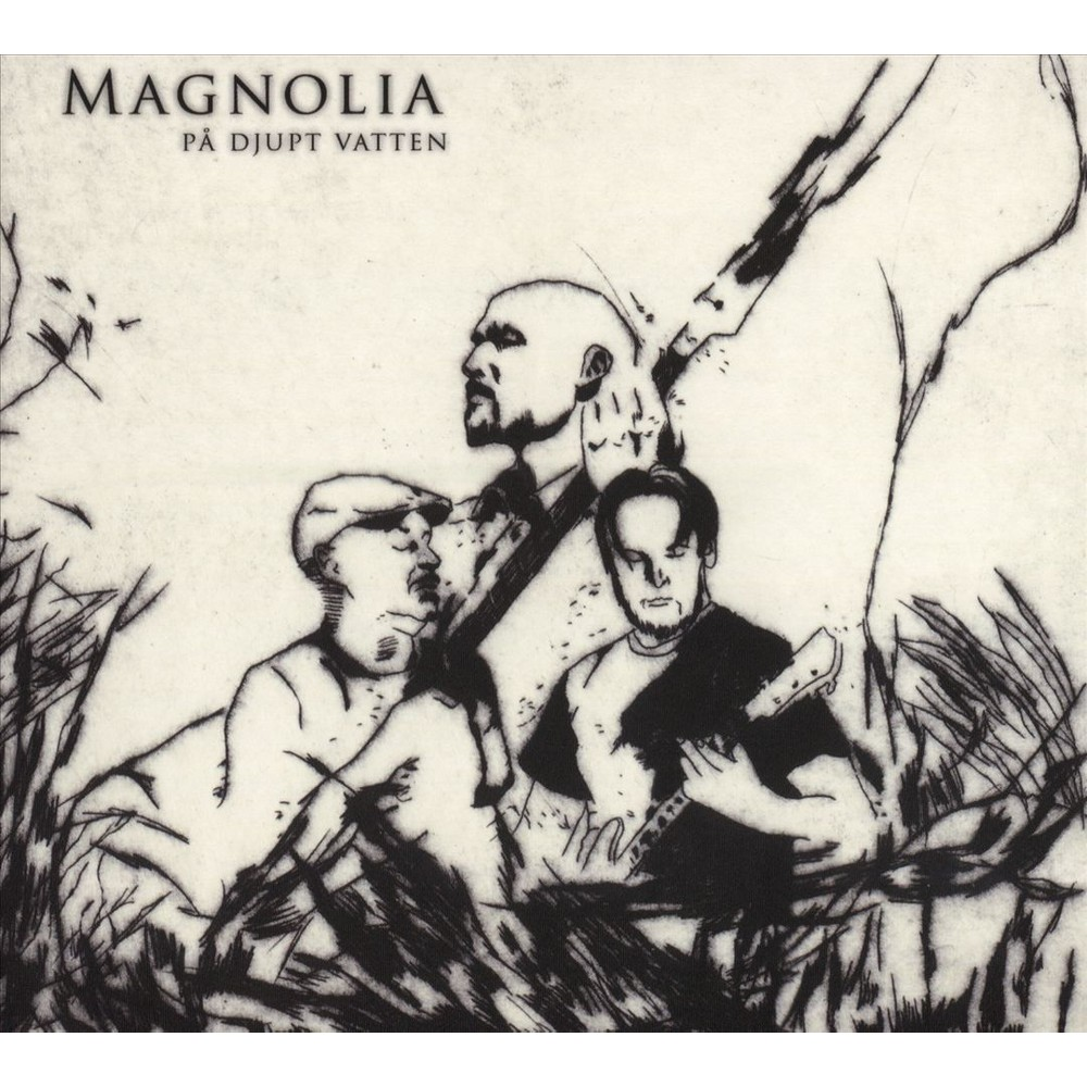 Magnolia - Pa Djupt Vatten (CD)