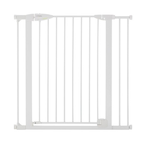 """Toddleroo by North States Tall Bright Choice Auto-Close Baby Gate - White -  29.75""""-40.5"""" Wide - image 1 of 4"""