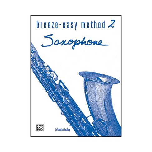 Alfred Breeze-Easy Method for Saxophone Book II - image 1 of 1