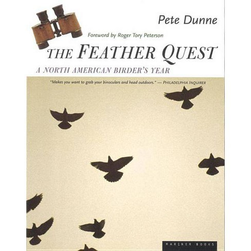 The Feather Quest - by  Pete Dunne (Paperback) - image 1 of 1