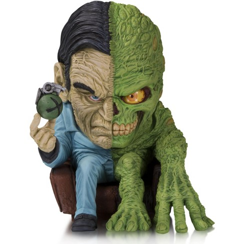 DC Artist Alley Two-Face PVC Collector Statue [James Groman] - image 1 of 1