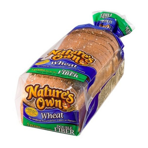 Natures Own Double Fiber 20oz - image 1 of 1