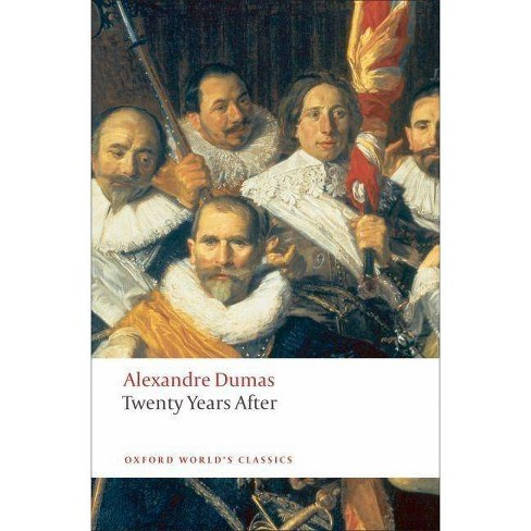 Twenty Years After - by  Alexandre Dumas (Paperback) - image 1 of 1