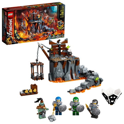 LEGO NINJAGO Journey to the Skull Dungeons Ninja Playset Building Toy 71717 - image 1 of 4