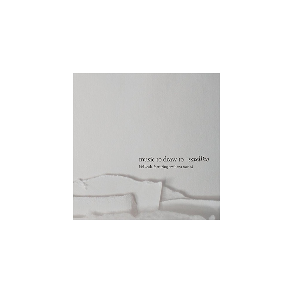 Kid Koala - Music To Draw To:Satellite (Vinyl)