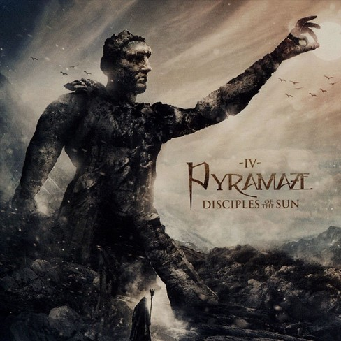 Pyramaze - Disciples of the sun (CD) - image 1 of 1