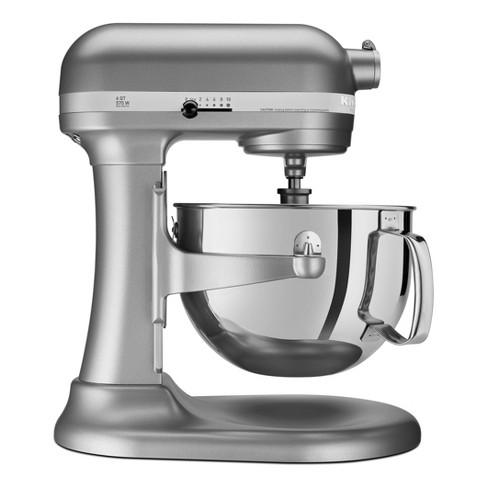 KitchenAid Refurbished Professional 600 Series 6qt Bowl-Lift Stand on kitchenaid mixer, kitchenaid professional 6000 hd, kitchenaid professional 600 series hd, kitchenaid 4.5 quart glass bowl,