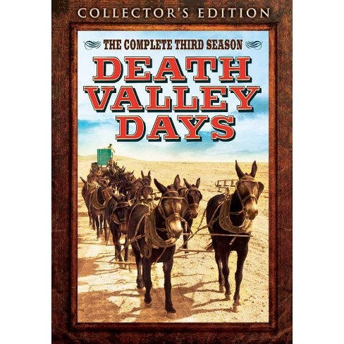 Death Valley Days: The Complete Third Seson (DVD)(2017) - image 1 of 1