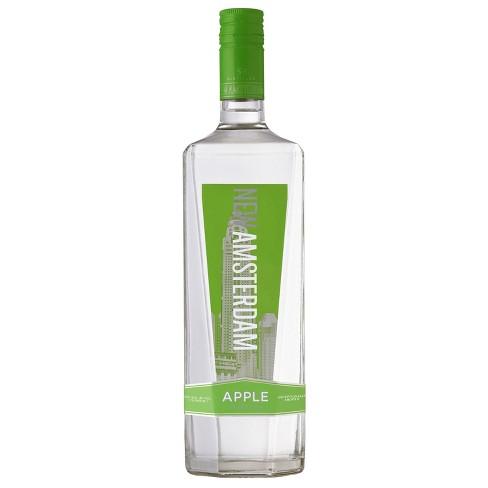 New Amsterdam Apple Flavored Vodka - 1L Bottle - image 1 of 1