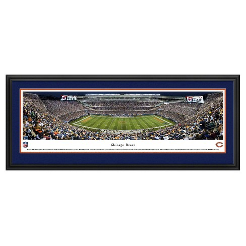 NFL Blakeway Stadium Panoramic - Deluxe Framed Wall Art - image 1 of 1