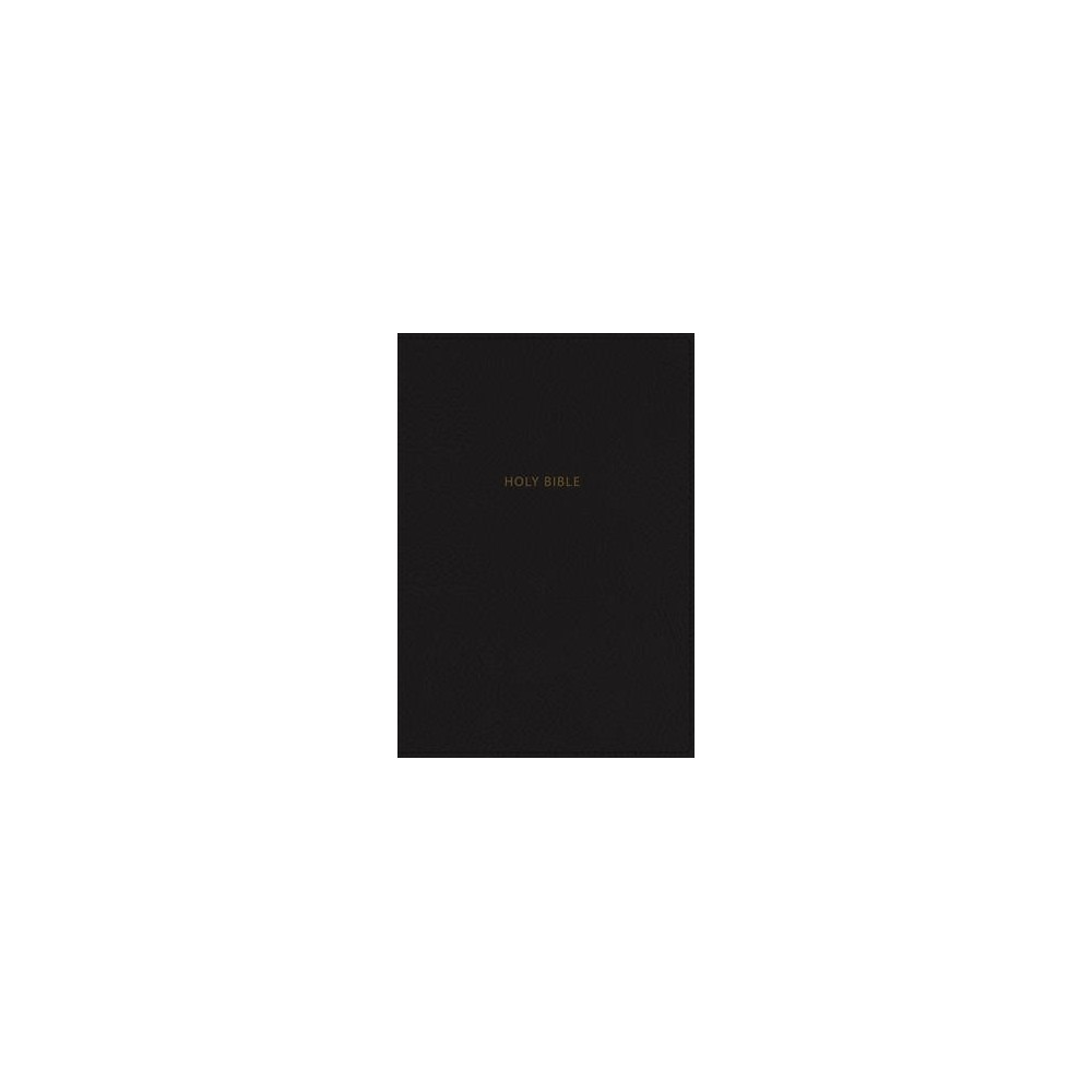 Holy Bible : New King James Version, Black, Leathersoft, Personal Size Reference Bible: Red Letter