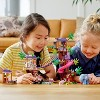 LEGO Friends Jungle Rescue Base Animal Toy Featuring a Jungle Tree Sanctuary 41424 - image 3 of 4