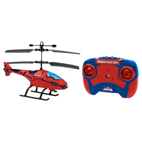 Marvel Spider-Man-Shaped 2CH IR Helicopter - image 1 of 1