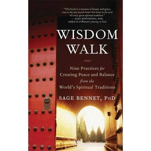 Wisdom Walk - by  Sage Bennet (Paperback) - image 1 of 1