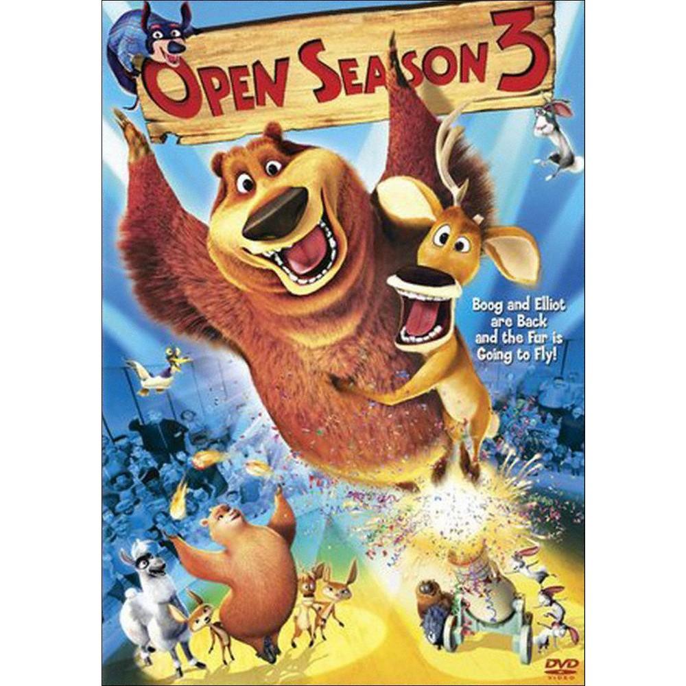 Open Season 3, Movies