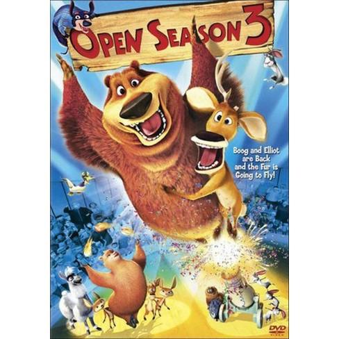Open Season 3 (DVD) - image 1 of 1
