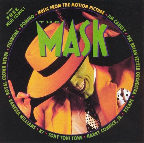 Various - Mask (Ost) (CD) - image 1 of 4
