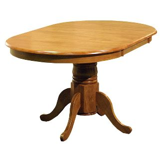 Farmhouse Dining Table Wood/Oak - TMS