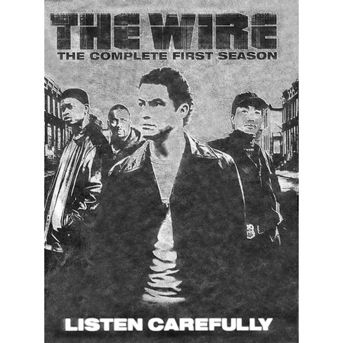 The Wire: The Complete First Season [5 Discs] - image 1 of 1