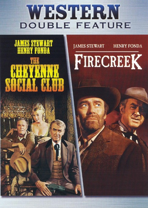 Cheyenne social club/Fire creek (DVD) - image 1 of 1