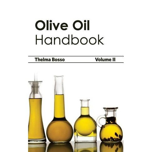 Olive Oil Handbook - (Hardcover)