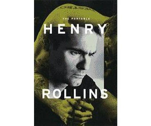 Portable Henry Rollins (Paperback) - image 1 of 1