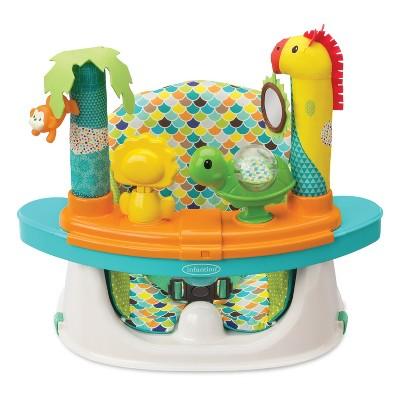 Infantino Go GaGa Grow-With-Me Discovery Seat & Booster