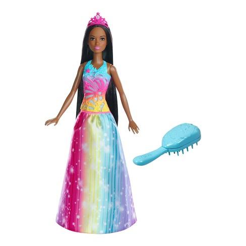 Dreamtopia 'n Brush Princess Nikki DollTarget Barbie Sparkle ZiuOPkX